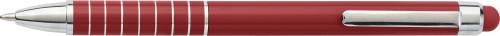 Kugelschreiber 'Speedtouch' aus Metall,... Artikel-Nr. (0647)