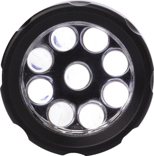 LED-Taschenlampe 'Neapel' aus Metall,... Artikel-Nr. (0957)