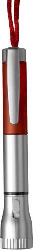 LED-Lampe '2 in 1' aus Kunststoff, inklusive... Artikel-Nr. (1211)