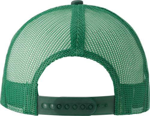 Baseball-Cap 'Sunshine' aus Baumwolle, 5 Paneele, Netzteil aus Polyester - Bild vergrößern