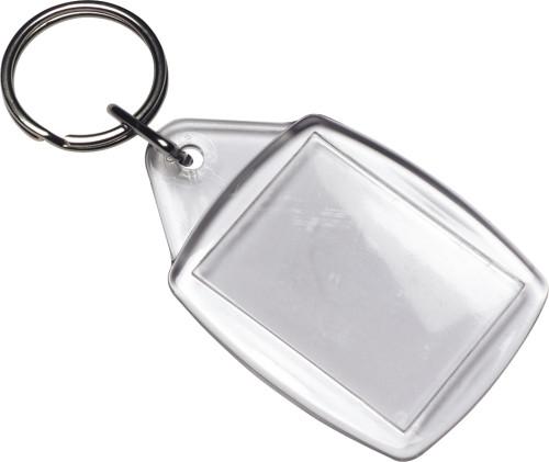Schlüsselanhänger 'Window' aus Kunststoff,... Artikel-Nr. (2401)