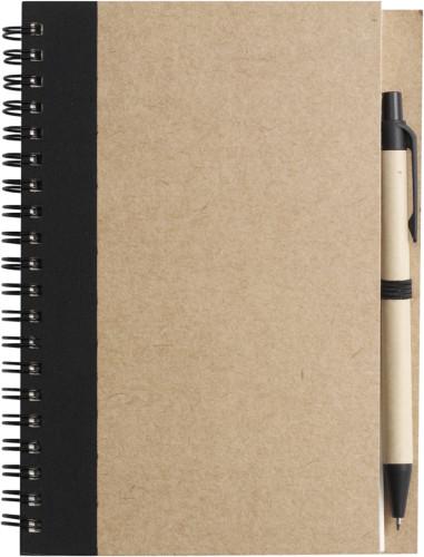 Notizbuch 'Freak' aus recyceltem Papier,... Artikel-Nr. (2715)