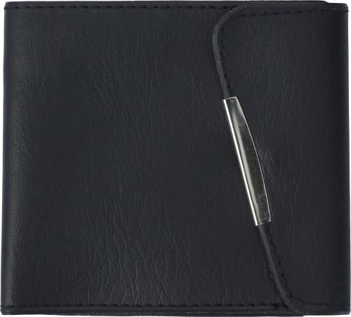 Geldbörse 'Compact' aus PVC, mit Münzfach,... Artikel-Nr. (2749)