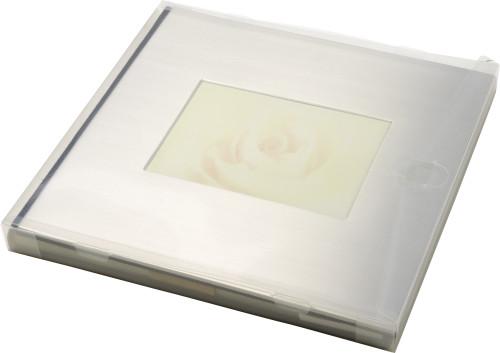 Luxuriöses Fotoalbum mit Deckel aus... Artikel-Nr. (2884)