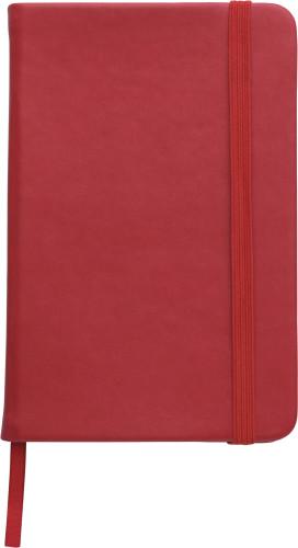 Notizbuch 'Pocket' aus PU, DIN A6-Format,... Artikel-Nr. (2889)