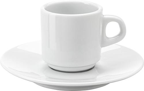 Espresso-Tasse 'Mio' aus Porzellan,... Artikel-Nr. (3474)