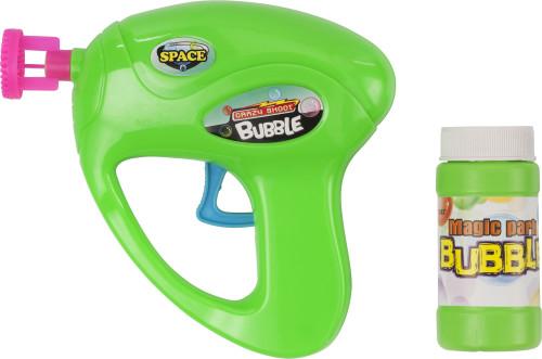 Seifenblasenpistole 'Bubble' aus Kunststoff,... Artikel-Nr. (3539)
