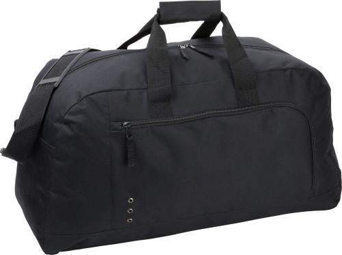 Sporttasche 'Premium' aus Polyester... Artikel-Nr. (3572)