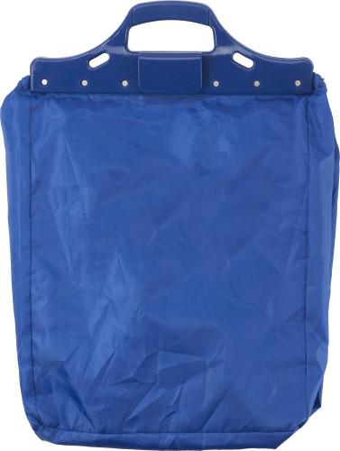 Einkaufswagentasche 'Maxi' aus Polyester... Artikel-Nr. (3575)