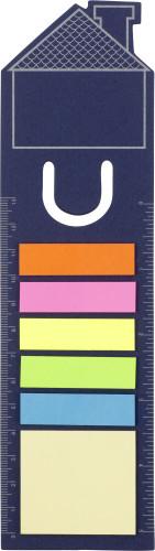 Lesezeichen 'Haus' aus Pappe, inklusive... Artikel-Nr. (3586)