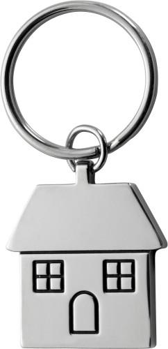 Schlüsselanhänger 'Castle' aus Metall... Artikel-Nr. (3601)