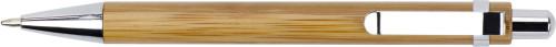 Kugelschreiber 'Colorado' aus Bambus,... Artikel-Nr. (3804)