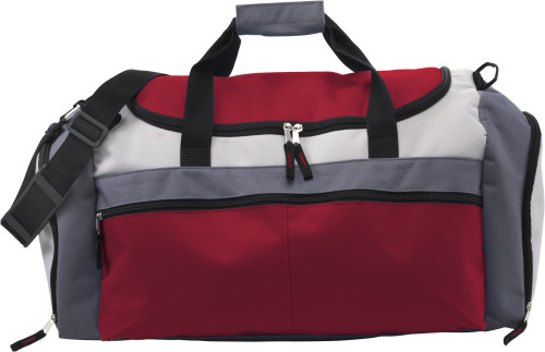 Sporttasche 'Training' aus Polyester... Artikel-Nr. (3854)