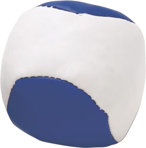 Jonglierball 'Single' aus Kunstleder... Artikel-Nr. (3956)