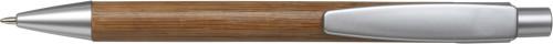 Kugelschreiber 'Calgary' aus Bambus,... Artikel-Nr. (3993)