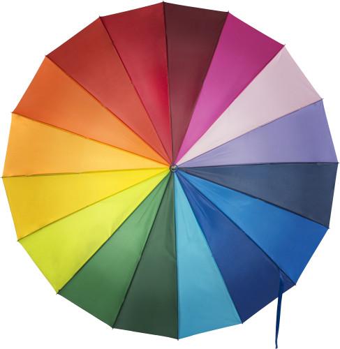 Portierschirm 'Rainbow' aus Nylon... Artikel-Nr. (4058)