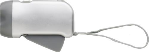 LED-Dynamotaschenlampe 'Mission' aus... Artikel-Nr. (4532)