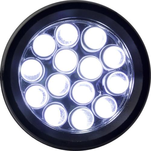 LED-Lampe 'Ringo' aus Metall, 14 LED's,... Artikel-Nr. (4837)