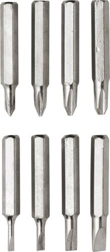 Bit-Set 'Worker' aus Metall, mit Metall-Clip,... Artikel-Nr. (4853)
