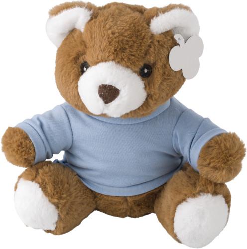 Plüsch-Teddybär 'Barny', klein, ohne... Artikel-Nr. (5012)
