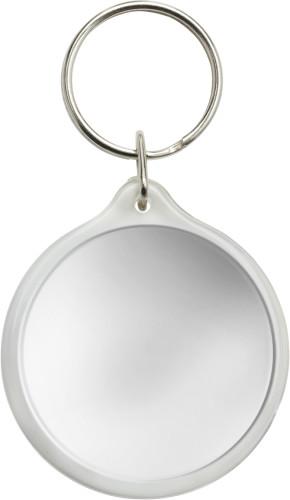 Schlüsselanhänger 'Jane' aus Kunststoff,... Artikel-Nr. (5157)