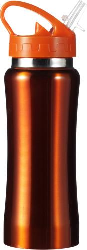 Trinkflasche 'Glachau' aus Edelstahl,... Artikel-Nr. (5233)