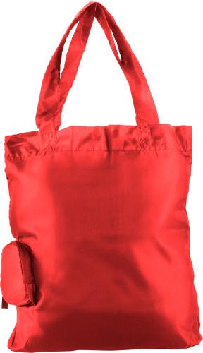 Einkaufstasche 'Pocket' aus Polyester... Artikel-Nr. (6266)