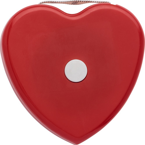 BMI Maßband 'Heart', Länge 1,5 m Artikel-Nr. (6559)