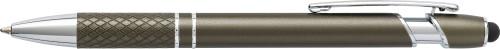 Kugelschreiber 'Arezzo' aus Aluminium,... Artikel-Nr. (6933)