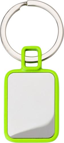 Schlüsselanhänger 'Mirror' aus Kunststoff,... Artikel-Nr. (6983)