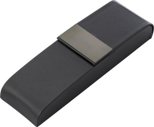 Etui 'Blackline' aus PU, passend für... Artikel-Nr. (7130)