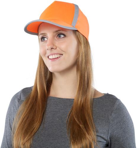 Baseball-Cap 'Security' aus Polyester,... Artikel-Nr. (7489)