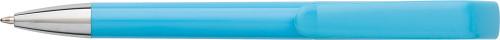 Kugelschreiber 'Color Swan' aus Kunststoff,... Artikel-Nr. (7629)