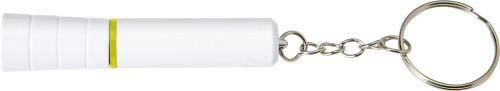 Schlüsselanhänger 'Line' aus ABS-Kunststoff... Artikel-Nr. (7733)