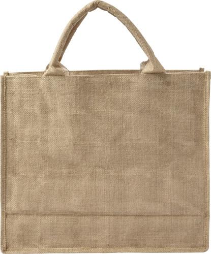 Einkaufstasche 'Natura' aus Jute,... Artikel-Nr. (7822)