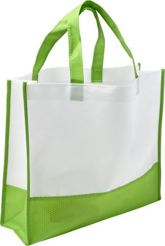 Einkaufstasche 'Handle' aus Non-woven,... Artikel-Nr. (7827)