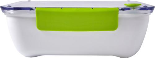 Lunchbox 'Bernd' aus Kunststoff, herausnehmbares... Artikel-Nr. (7844)