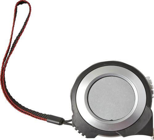 Maßband 'Silver Winder' aus Kunststoff,... Artikel-Nr. (7916)