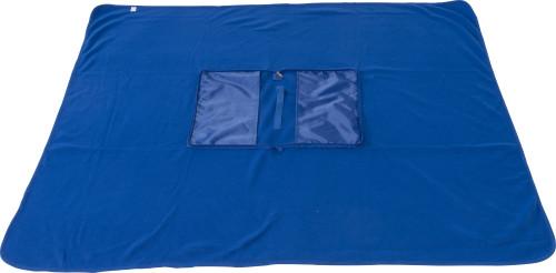 Fleece-Decke 'Groningen' aus Polyester... Artikel-Nr. (7952)