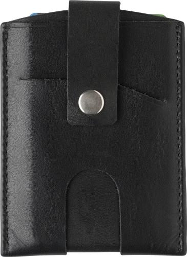 Kreditkartenbörse 'Clap' aus Spaltleder,... Artikel-Nr. (8022)