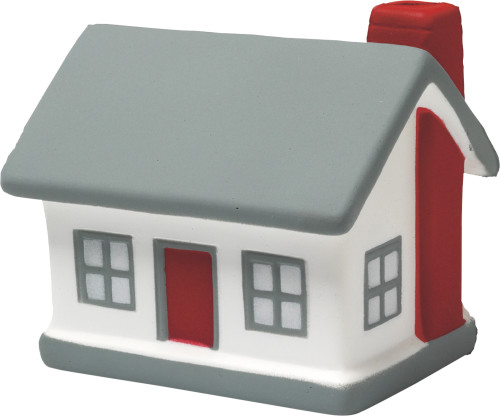 Anti-Stress-Haus 'Home' aus PU Schaum Artikel-Nr. (8032)