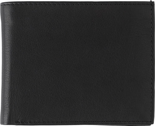 Geldbörse 'Harold' aus Spaltleder,... Artikel-Nr. (8064)