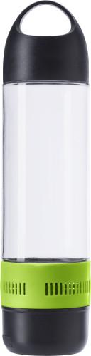 Trinkflasche 'Stereo' aus Kunststoff... Artikel-Nr. (8122)