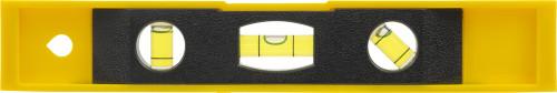 3-in-1 Wasserwaage 'Bob' aus Kunststoff... Artikel-Nr. (8174)