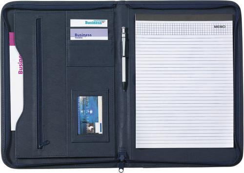 Dokumentenmappe 'Imperial' aus PVC... Artikel-Nr. (8212)