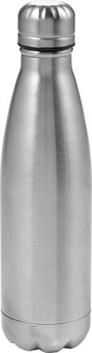 Trinkflasche 'Bali' (550ml) aus Edelstahl,... Artikel-Nr. (8223)