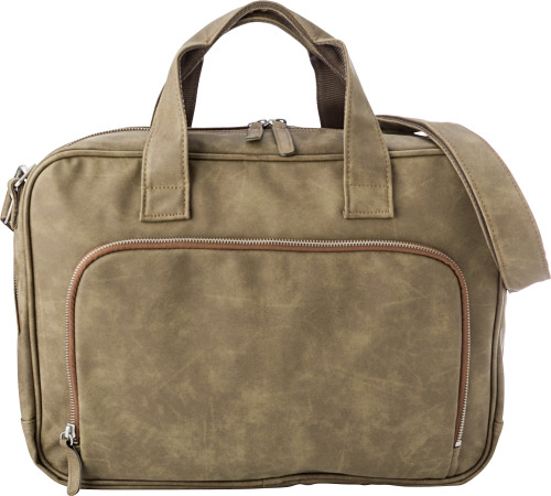 Laptop-Tasche 'Kameleon' aus Kunstleder,... Artikel-Nr. (8261)