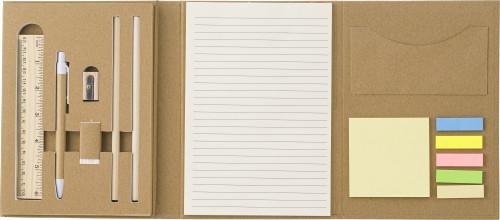Schreibmappe 'Student' aus Karton... Artikel-Nr. (8273)