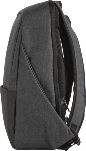 Laptop Rucksack 'Personal' aus PVC.... Artikel-Nr. (8456)