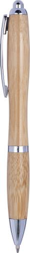 Kugelschreiber 'Bali' aus Bambus mit... Artikel-Nr. (8524)